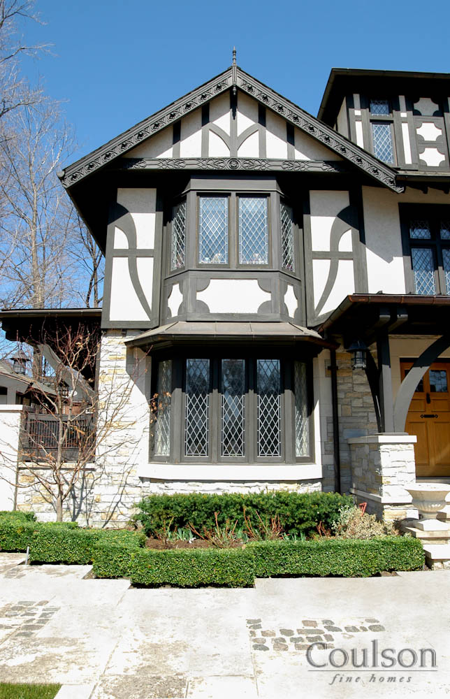 Arts and Crafts Style Architecture Homes