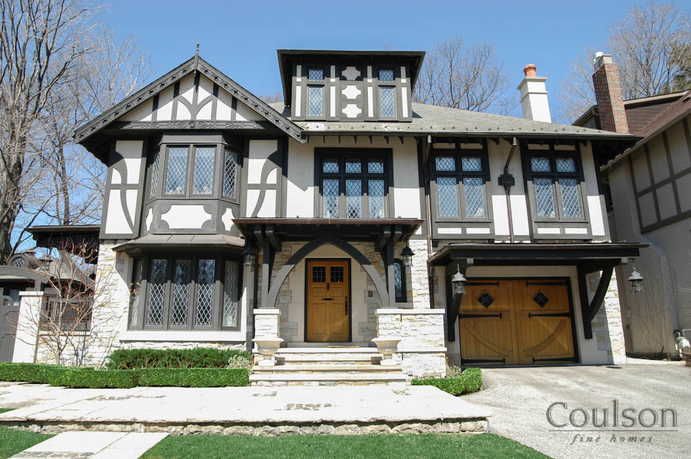 Coulson Fine Homes Arts & Crafts Architecture